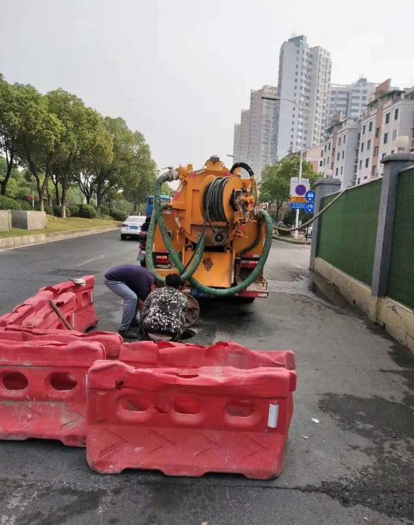 管道疏通清淤