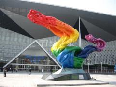 购买雕塑,上海古夏油漆不锈钢雕塑厂家是您