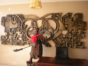 无锡酒店浮雕