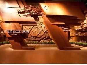 上海博物馆浮雕