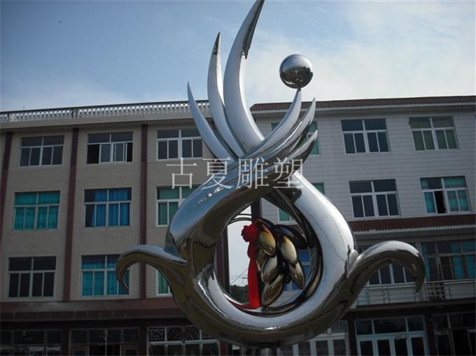 上海不锈钢雕塑