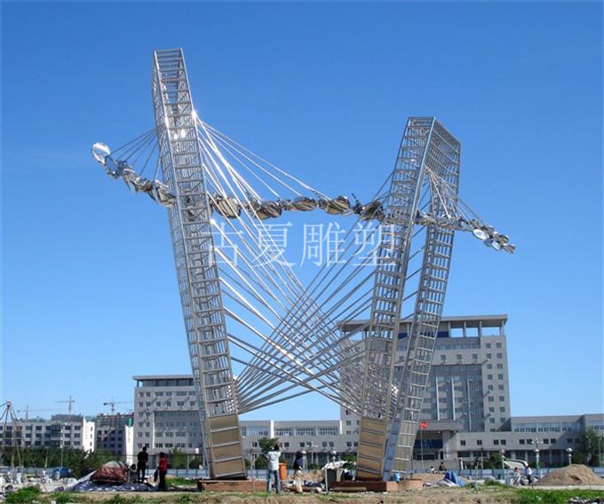 上海雕塑,上海不锈钢雕塑