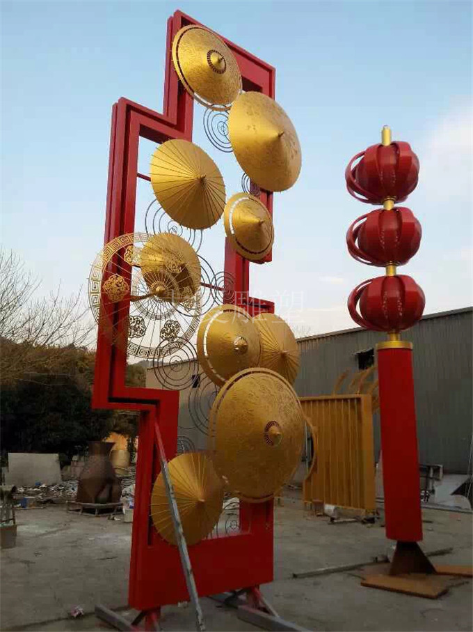 上海雕塑,不锈钢雕塑,城市雕塑