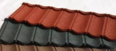 彩石金属瓦