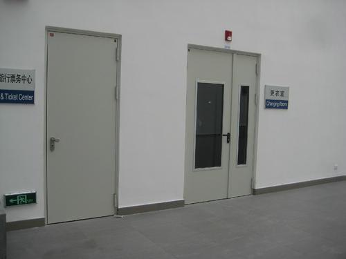 重慶鋼質防火門