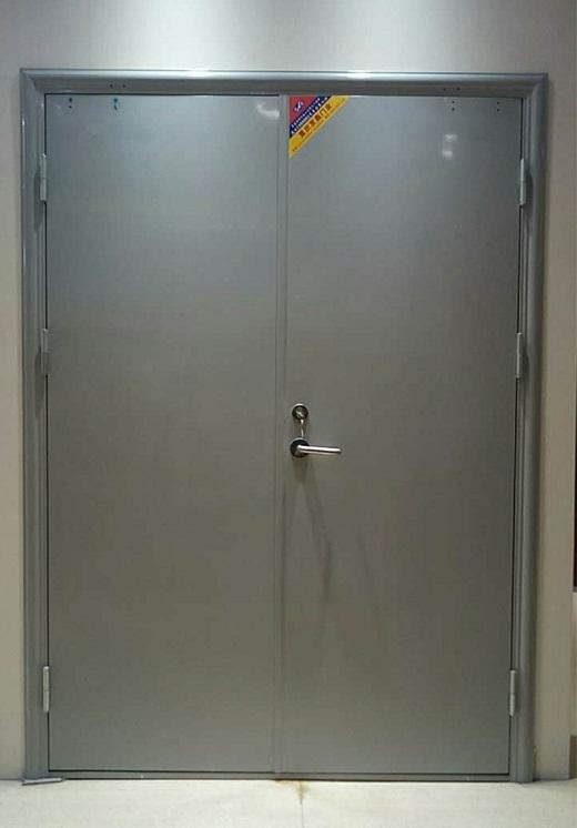 重庆钢制甲级防火门