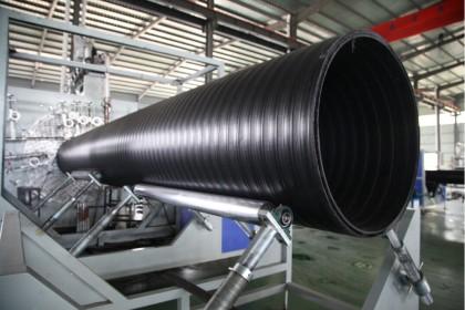 山东双平壁钢塑复合缠绕管厂家