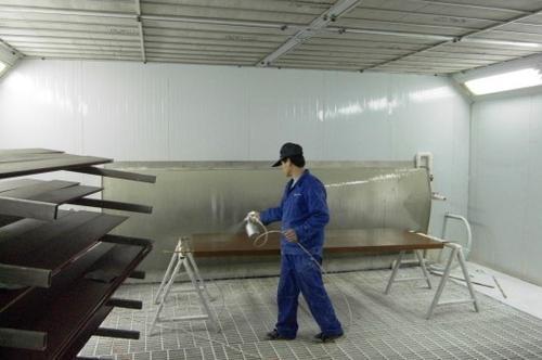 重庆喷漆房