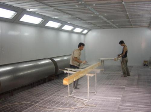重庆喷漆房保养