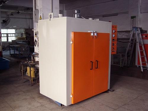 如何排出工业烤箱的水蒸气?