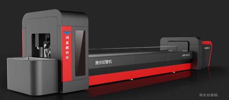HFP6015-1000光纤激光切管机