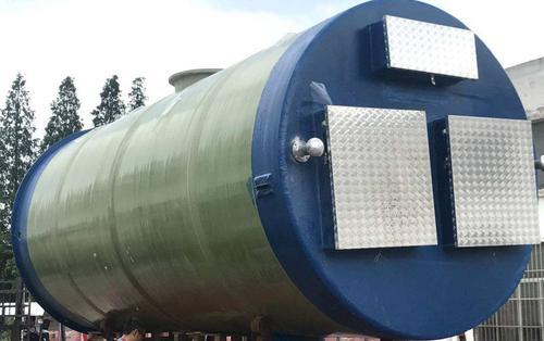 重庆一体化预制式泵站