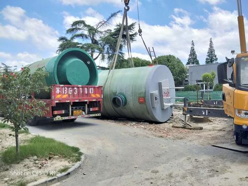 一体化预制式泵站