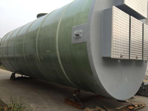 重庆一体化预制泵站