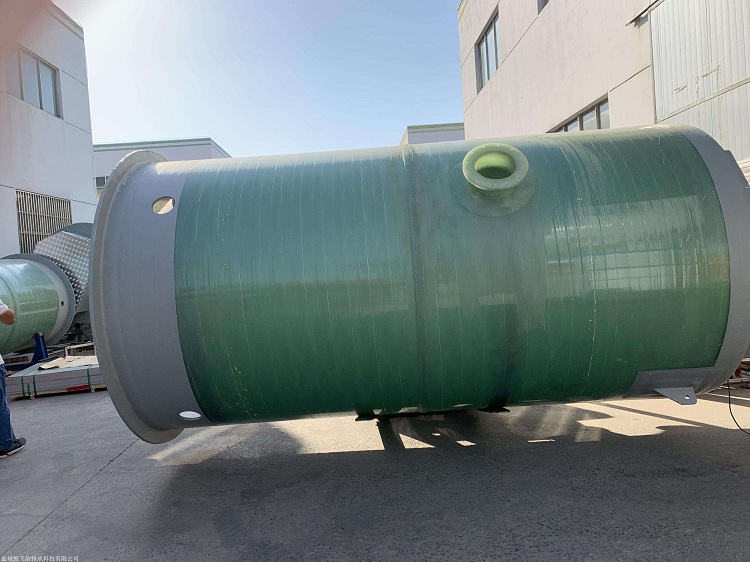 一体化预制泵站的保温形式有哪些?