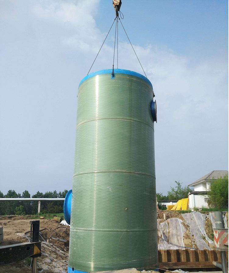 玻璃钢一体化泵站配件有哪些?