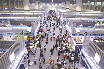 第125届广交会吸引了不少境内外客商。