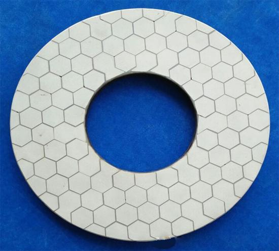 cbn砂轮模具结构