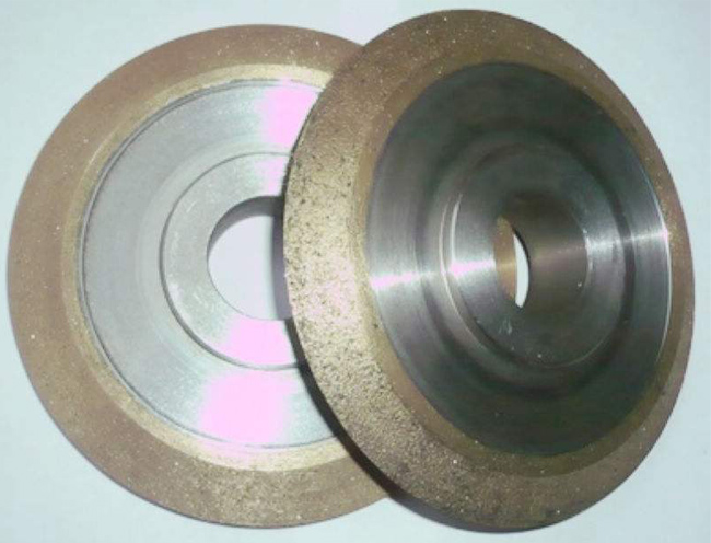金刚石砂轮研磨盘材质