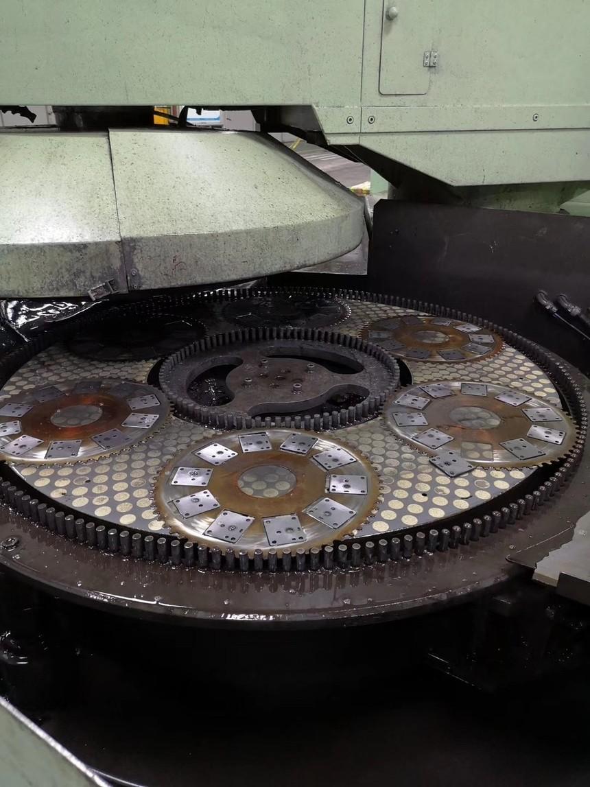 金刚石陶瓷研磨盘系列