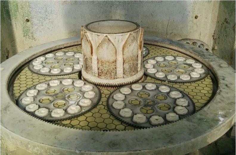 金剛石陶瓷研磨盤精度