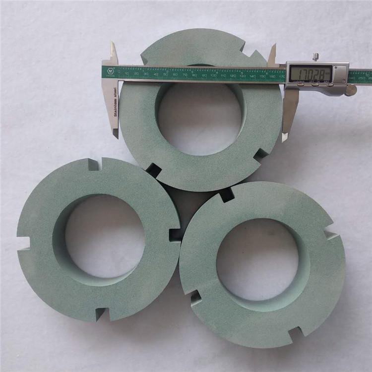碳化硅开刃砂轮生产过程