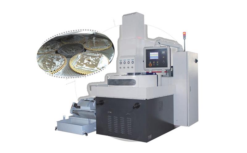 陶瓷研磨机整机精度指标