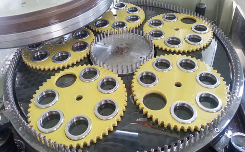 双面研磨机设备工作原理