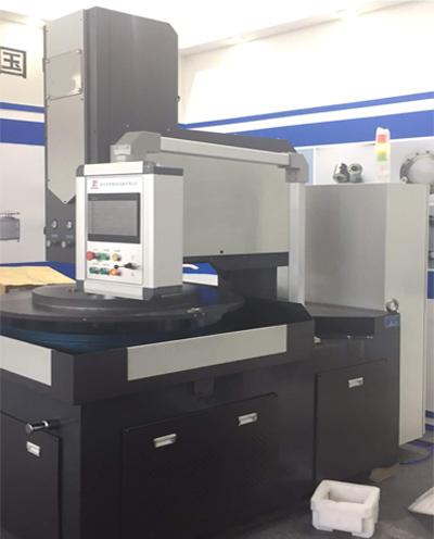 双面研磨机根据不同工件的材质及要求