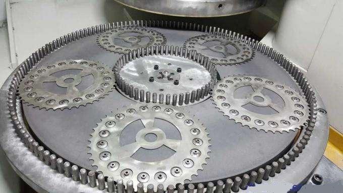 超细双面研磨机加工设备