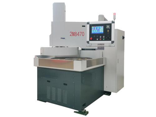 半自动端面研磨机设备独特特点