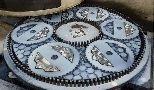 高精密軸承端面研磨機