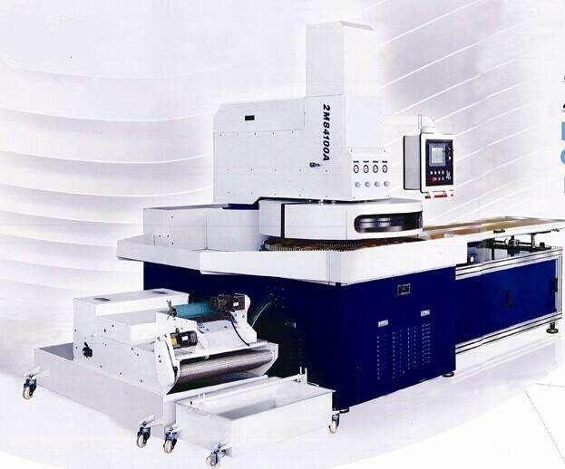立式精密研磨機-精研機-雙面磨設備