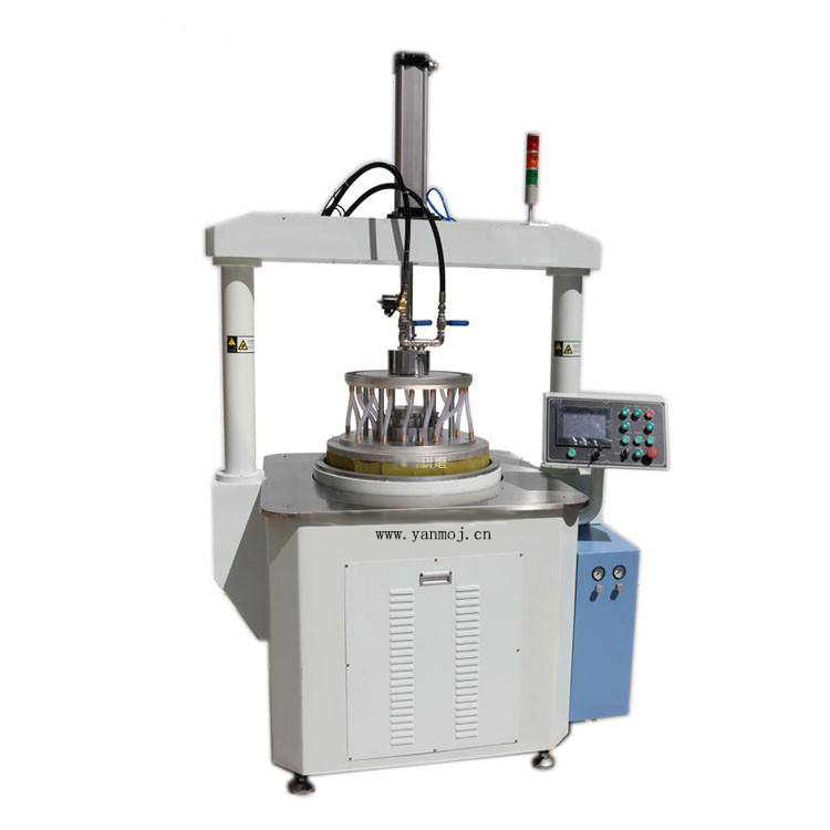 數控研磨拋光機設備首先分為兩種結構形式