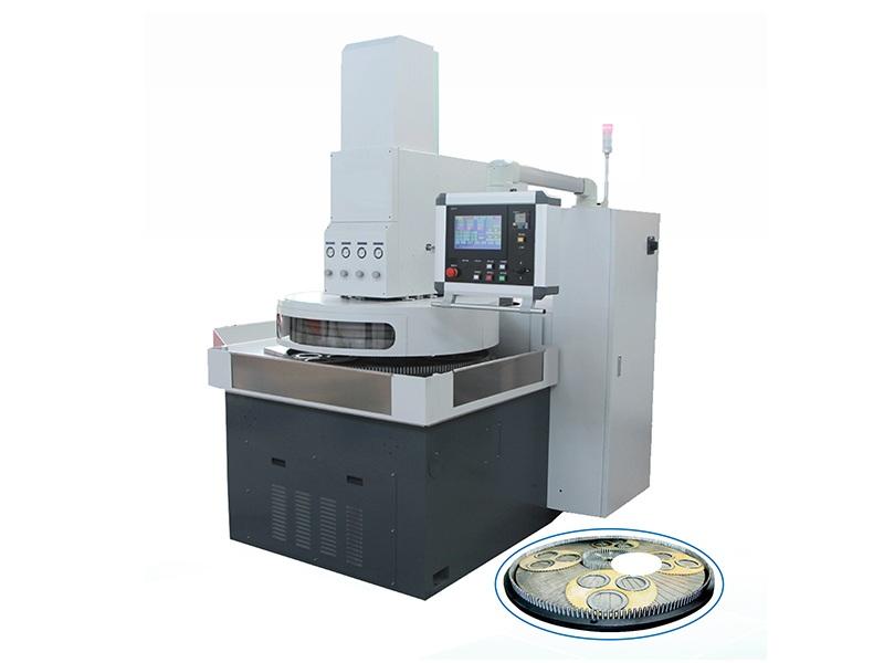 石墨高精密端面研磨机设备