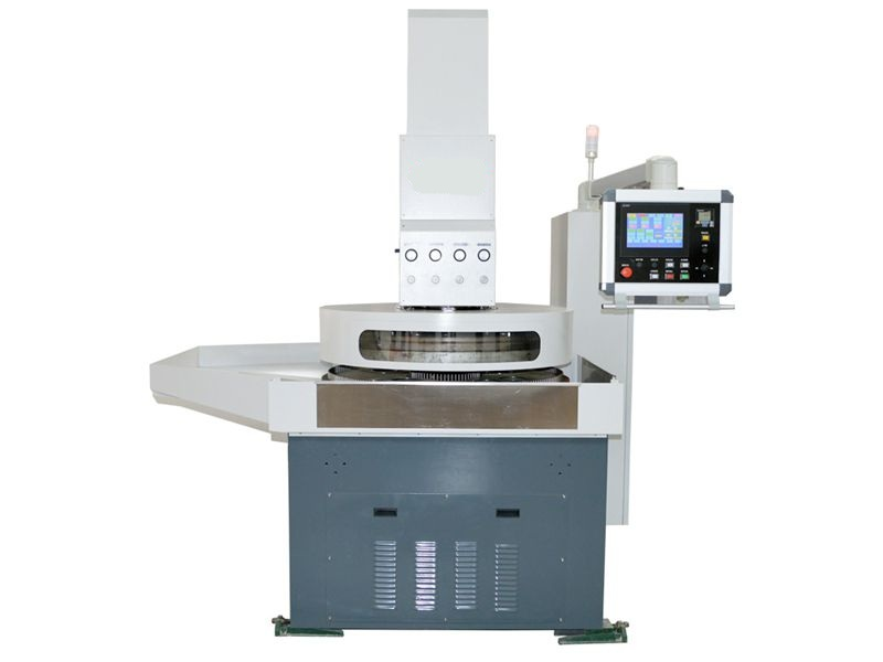 高精度镜面抛光机设备加工程序