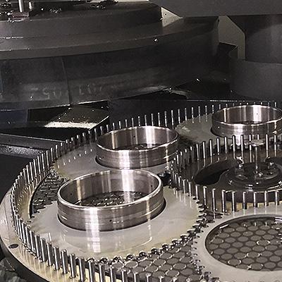 轴承钢端面研磨机设备