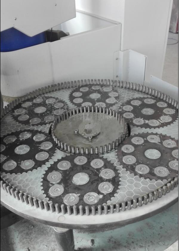 全自动圆盘研磨机