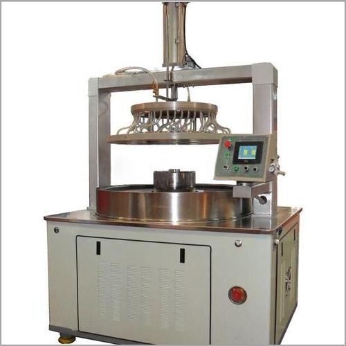 立式单面研磨机抛光设备特点
