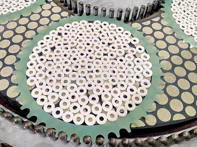 浙江台州陶瓷双面研磨机图片