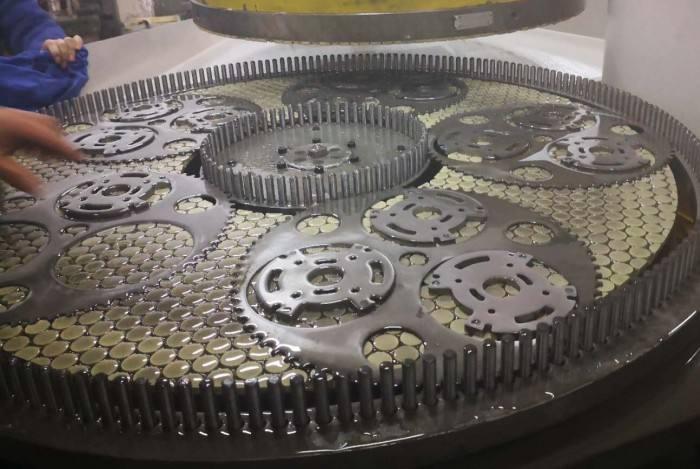 铜片工件研磨设备优势