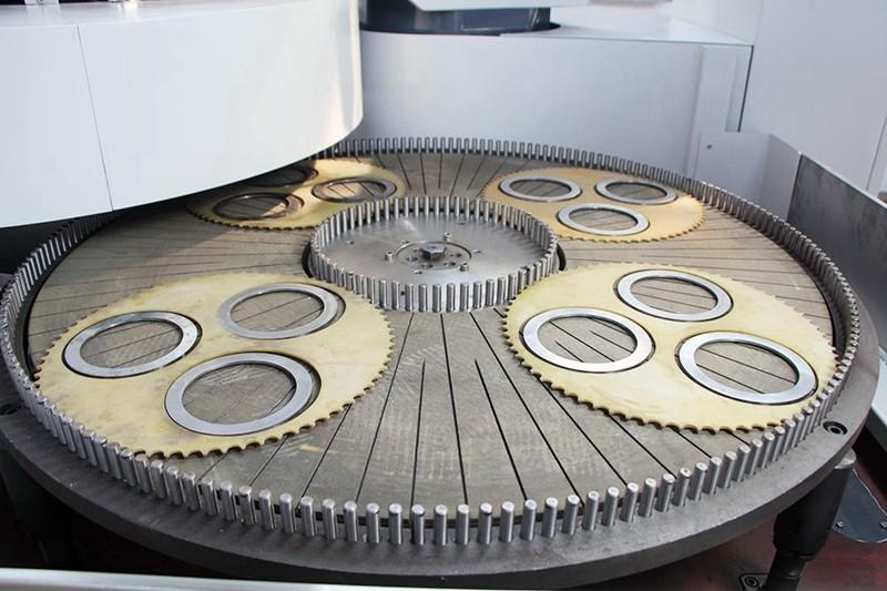 高精度双面研磨机砂轮怎么使用