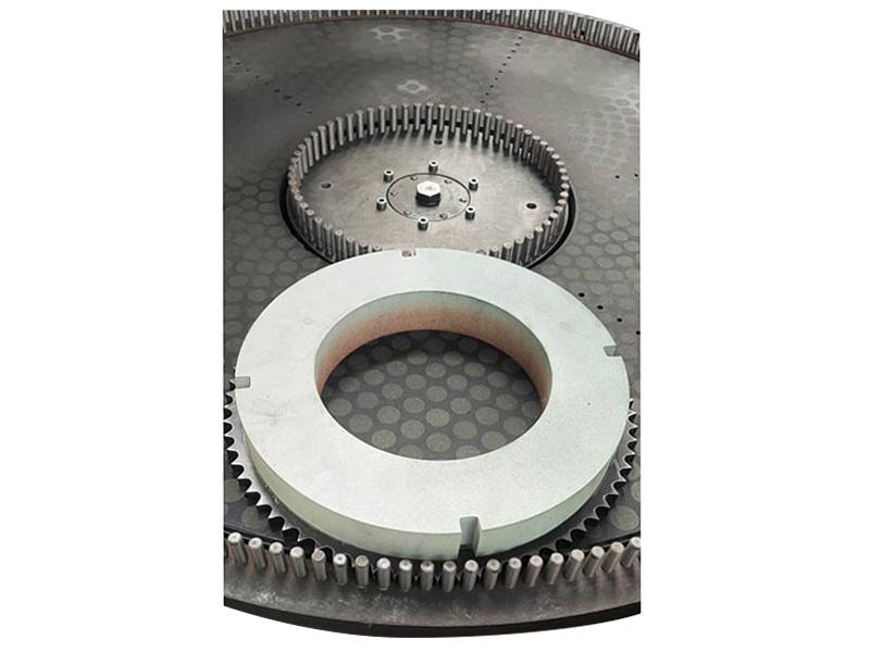铸铁工业用研磨机设备
