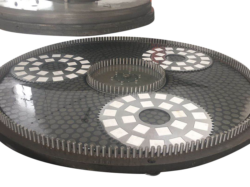 不锈钢及塑料研磨抛光机
