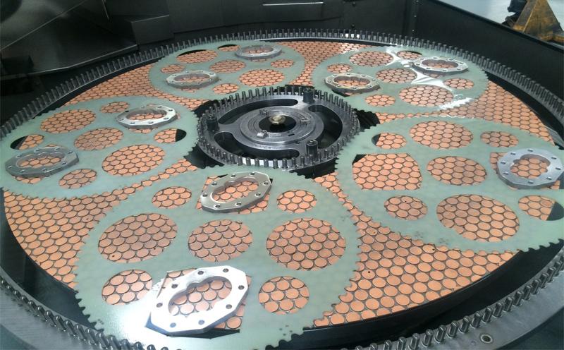 铸铁配件高精度研磨机突出优势特点
