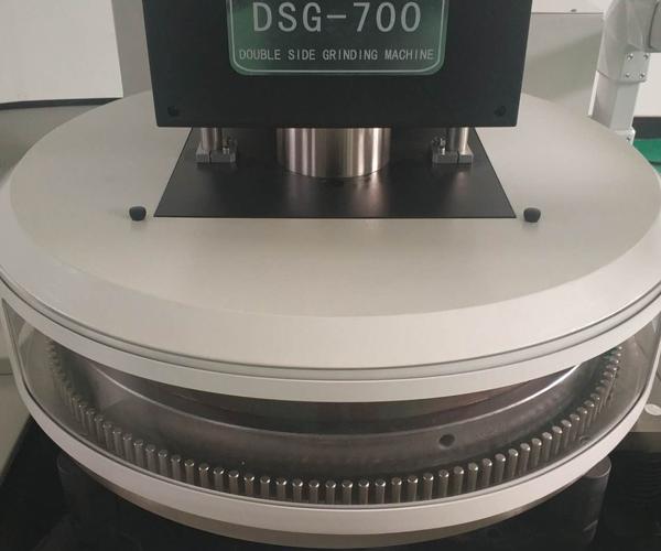 双面研磨机如何研磨精度高工件