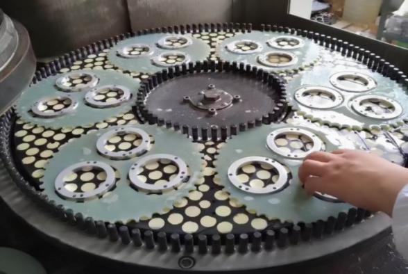 定子转子端面研磨加工设备