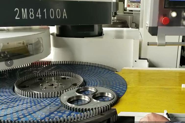 双面研磨机床设备规格与参数