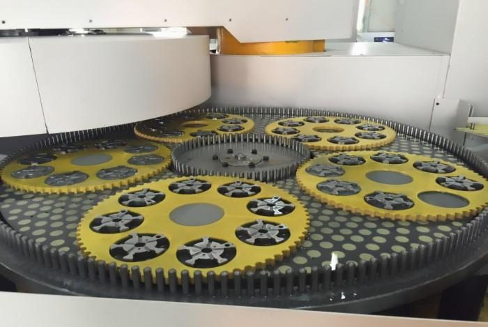 双面研磨机磨盘怎么修