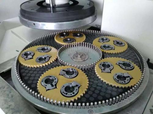 軸承鋼立式端面磨床價格-雙面磨-精度高